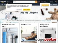 Preview of amazon.com