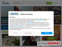 Preview of blog.libero.it