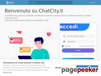 Preview of chatcity.it