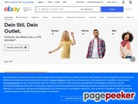 Preview of ebay.de