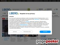 Preview of libero.it