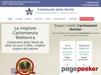 Preview of cartomantidellaverita.com
