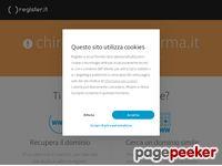 Preview of chirurgoplasticoparma.it