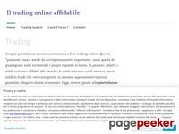 Preview of iltradingonlineaffidabile.wordpress.com