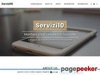 Preview of servizi10.site123.me