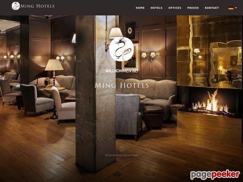 ming-hotels.com